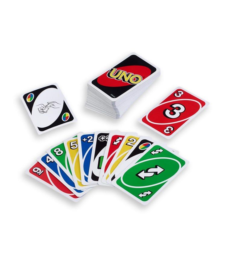 MATTEL Games Uno Game Display