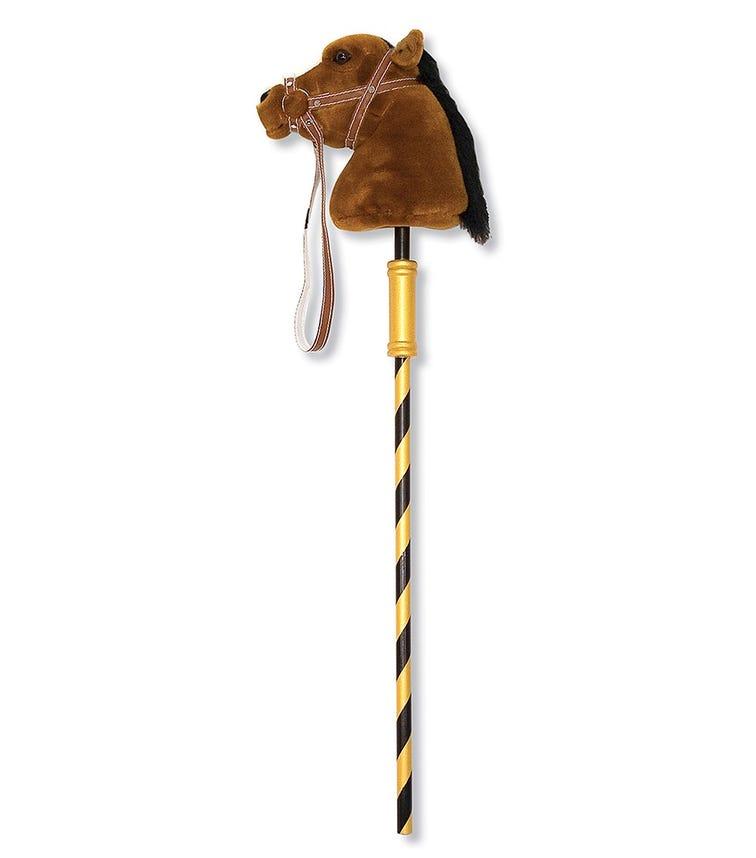 MELISSA&DOUG Gallop-N-Go Stick Pony