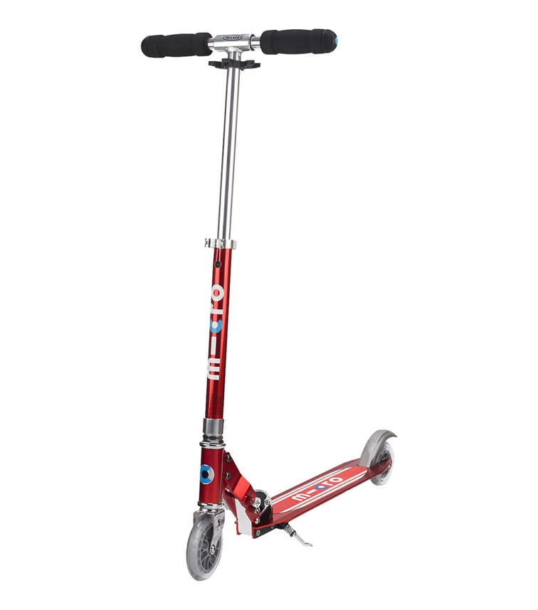 MICRO Scooter Sprite Stripe Red