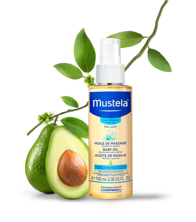 MUSTELA Baby Massage Oil 100 ML