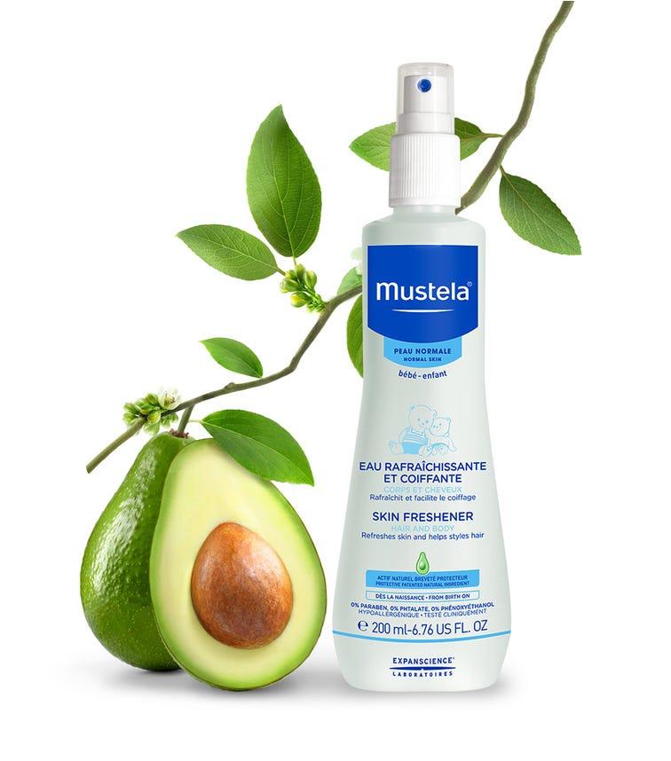 MUSTELA Skin Freshener Hair And Body 200 ML