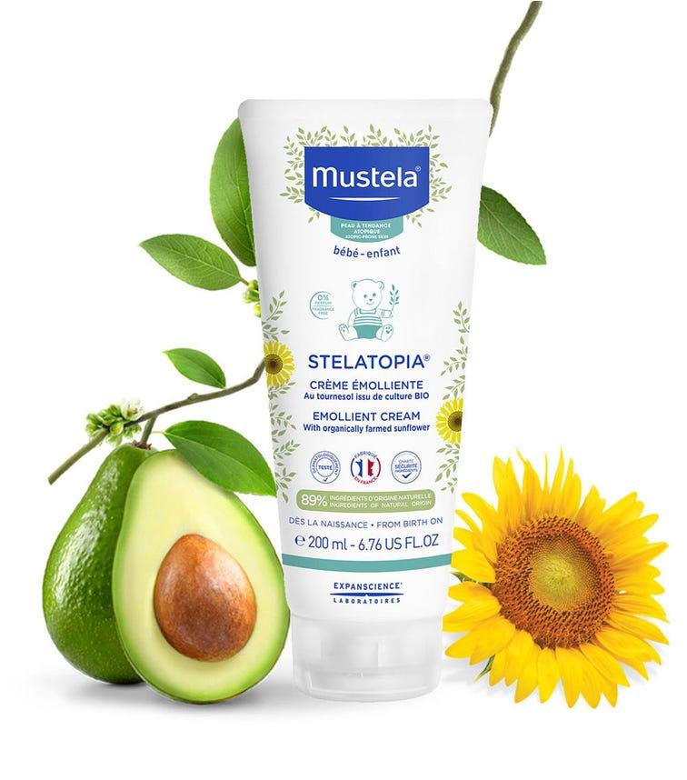 MUSTELA Stelatopia Emollient Cream 200 ML