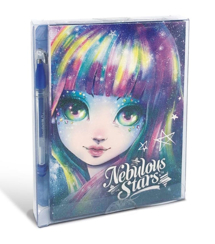 NEBULOUS STARS Mini Note Set Nebulia
