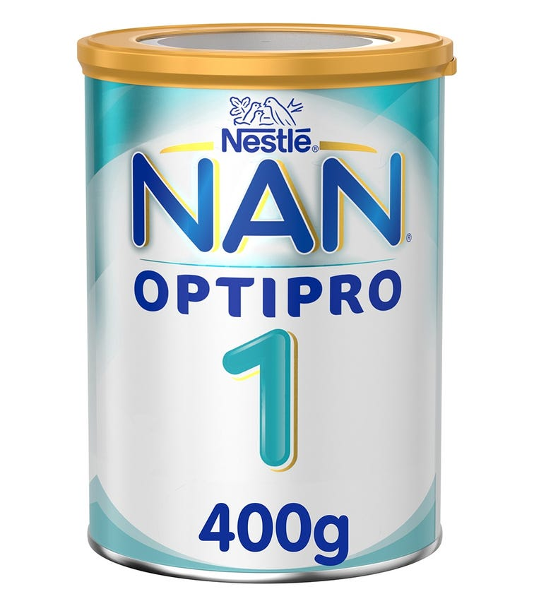 NESTLE Nan Optipro Stage 1, From Birth To 6 Months, 400G