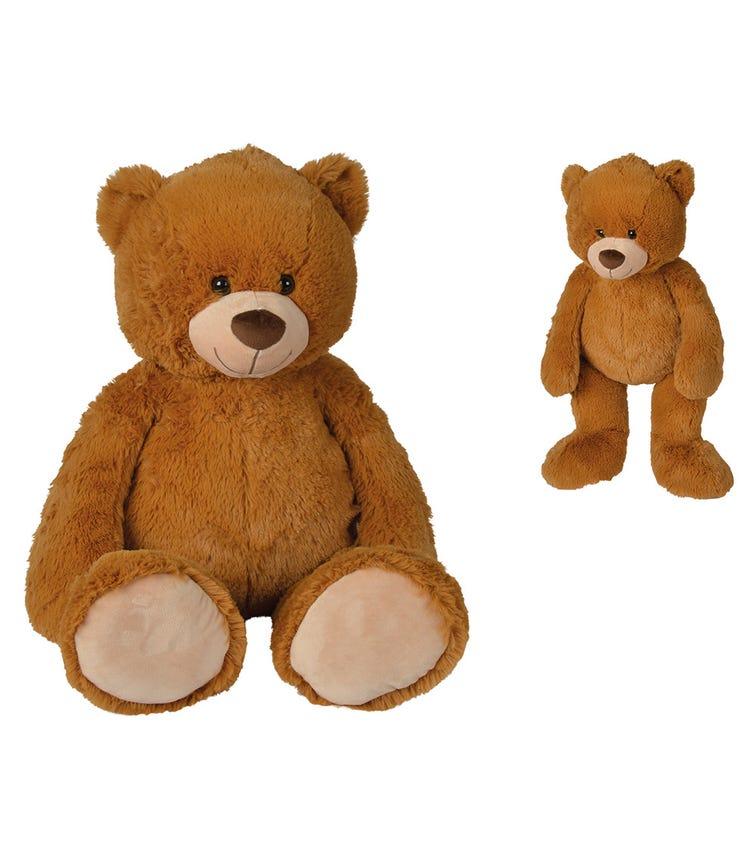 NICOTOY Brown Bear (60cm)