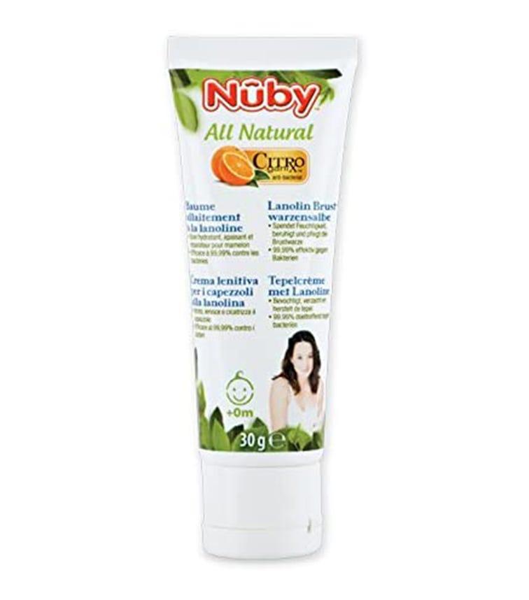 NUBY Nipple Lanoline 30G