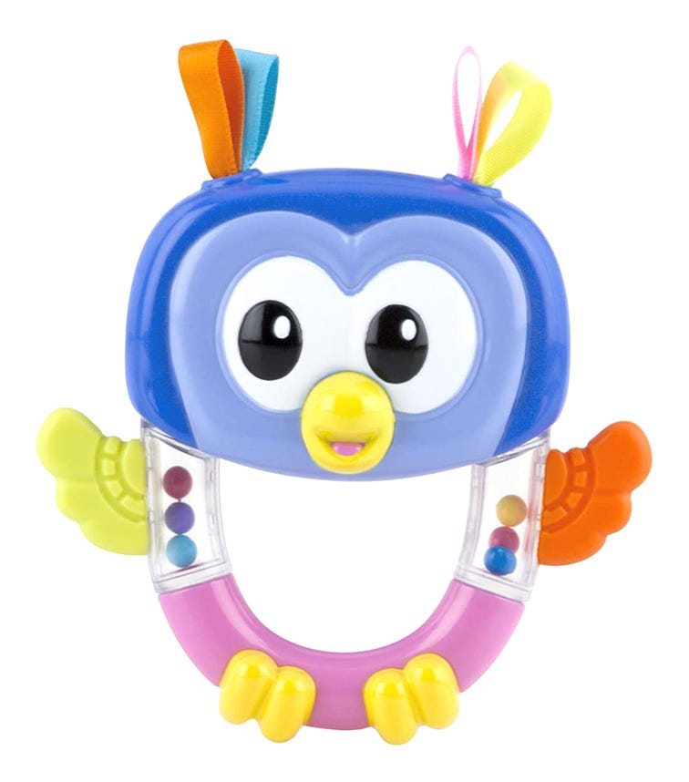 NUBY Rattle Pals Teether