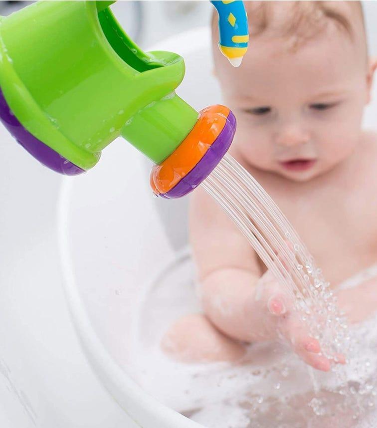 NUBY Bath Watering Can