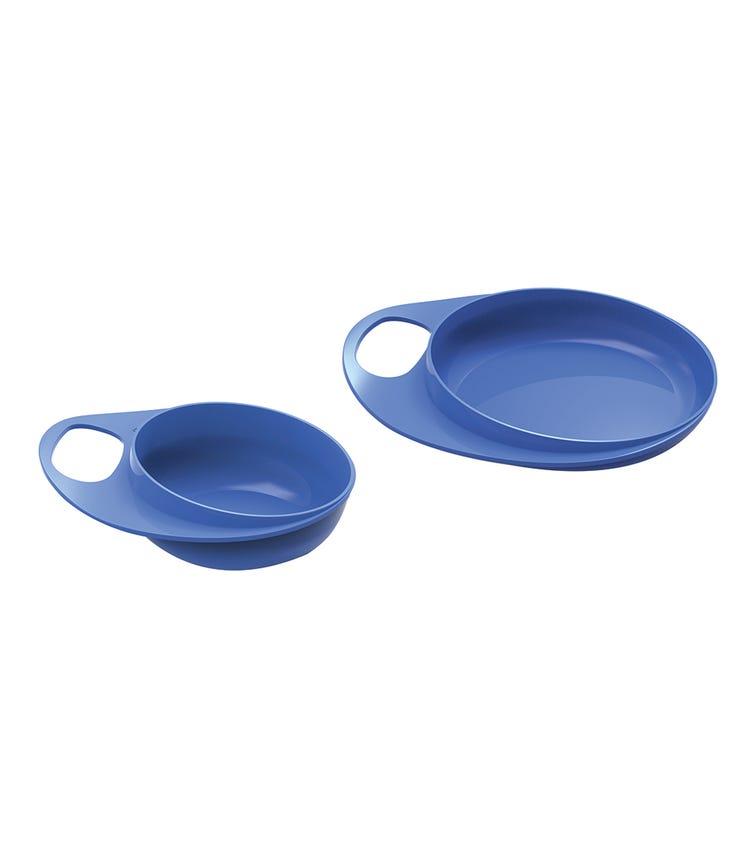 NUVITA Baby Feeding Meal Set - Bowl & Dish