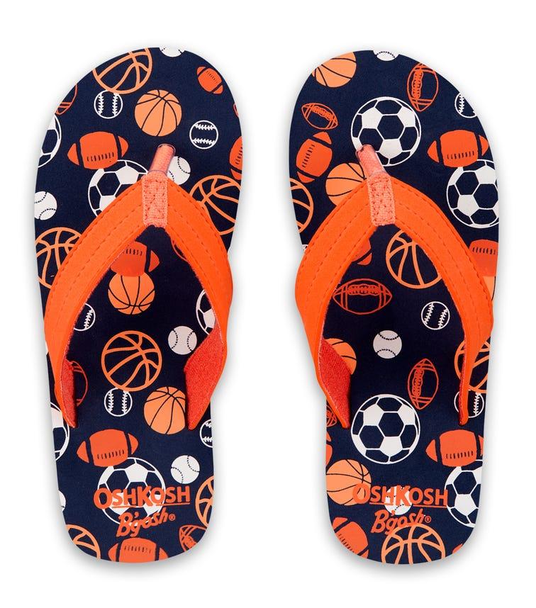OSHKOSH Sport Flip Flops