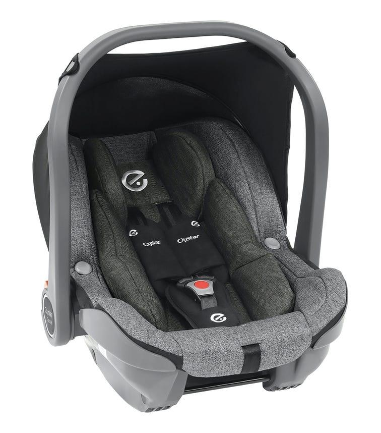 OYSTER Capsule Infant i-size Car Seat Mercury