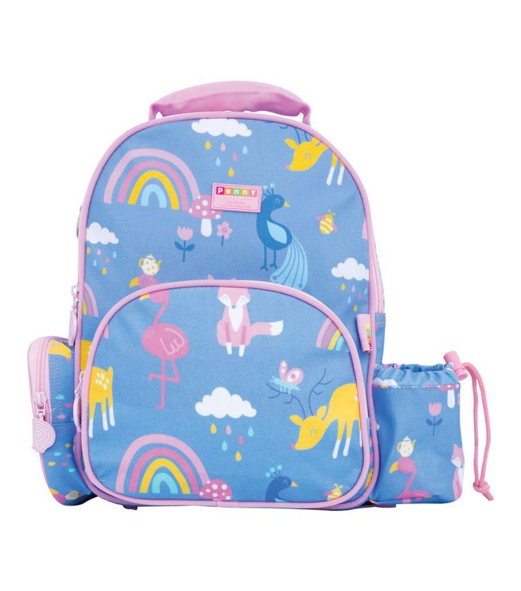 PENNY SCALAN Backpack (Medium) Rainbow Days