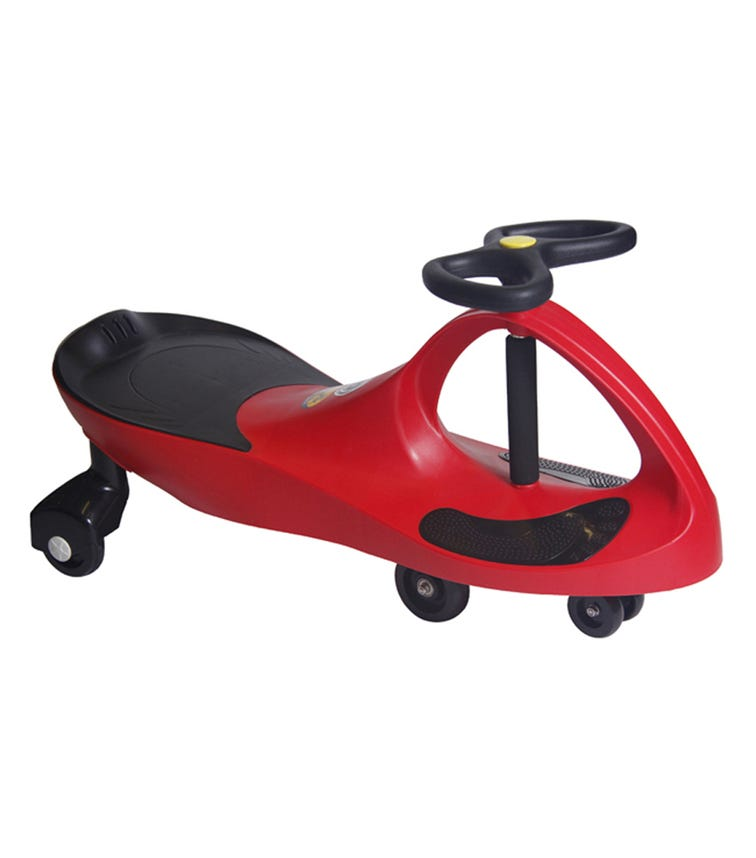 PLASMACAR Ride On Toy - Red