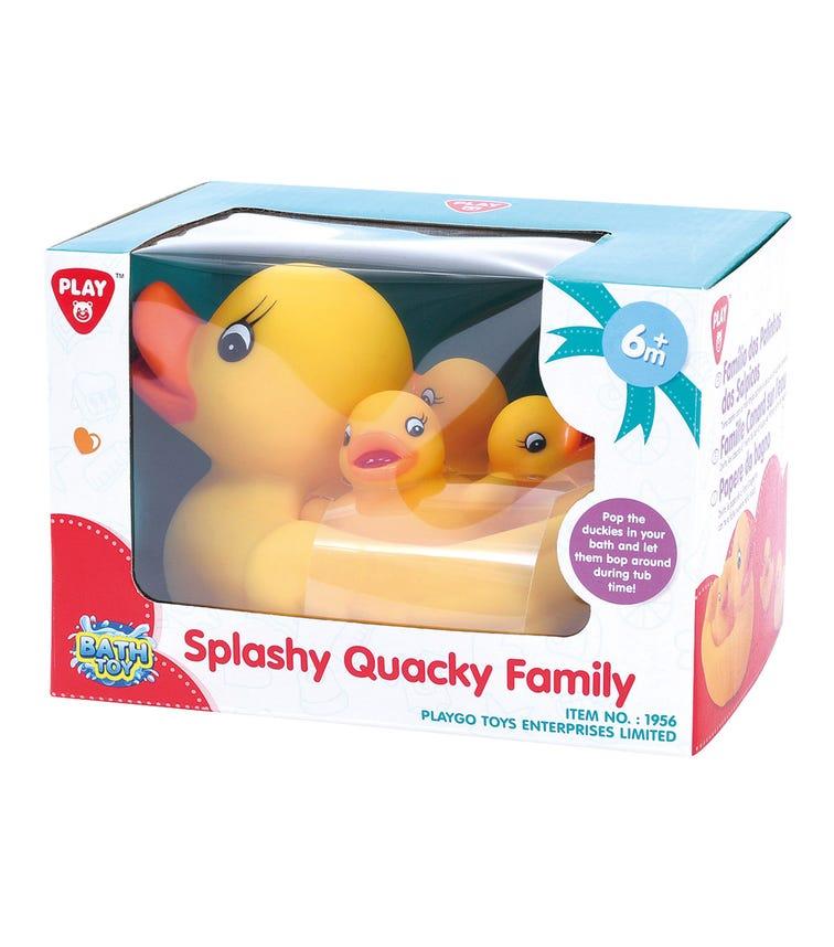 PLAYGO Splashy Quacky Family