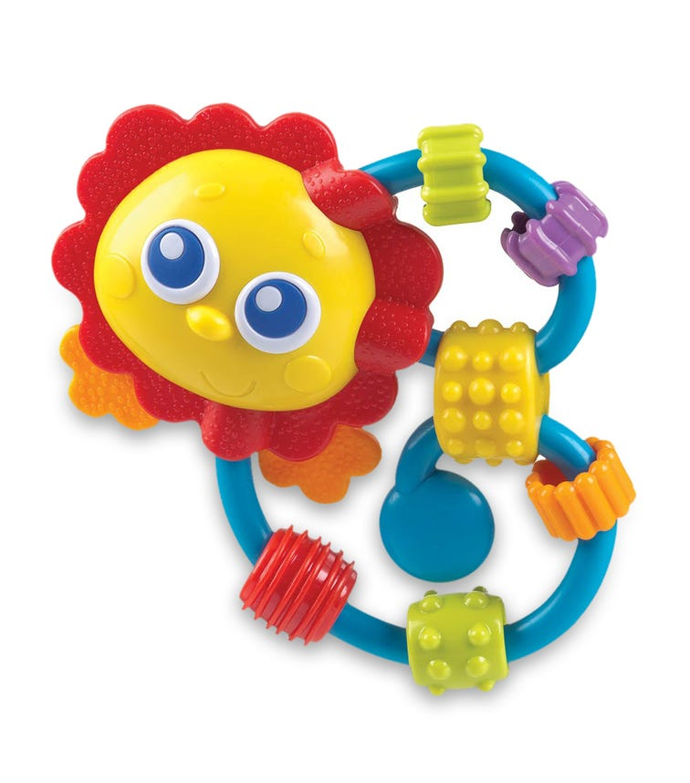 PLAYGRO Curly Critters - Lion