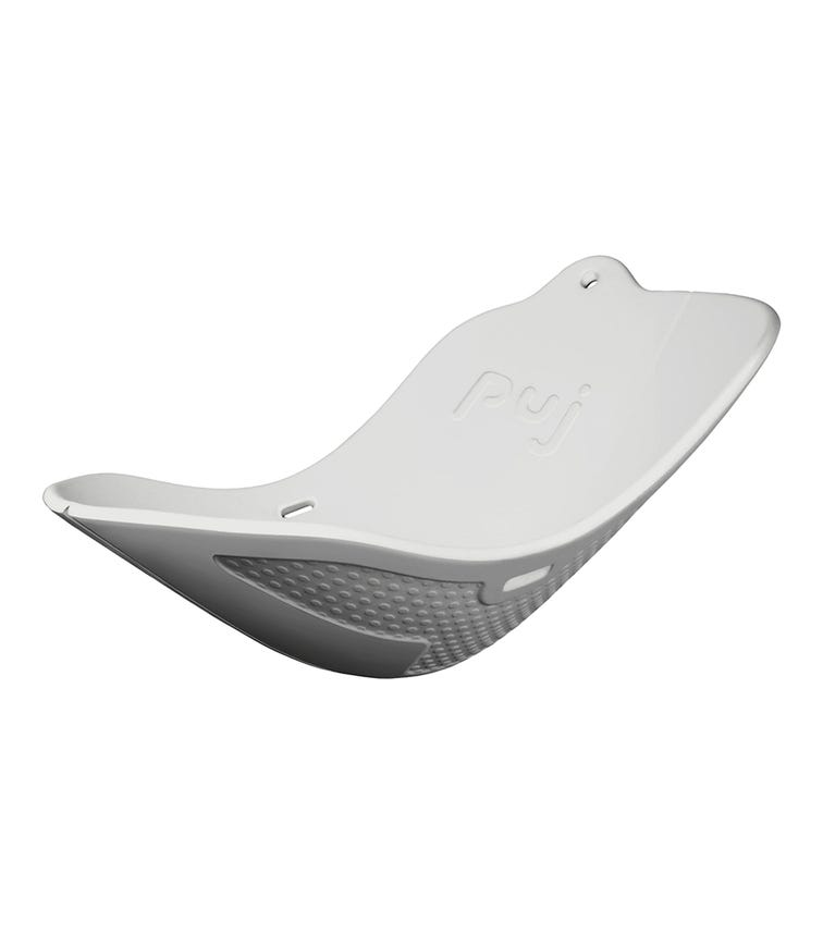 PUJ Flytr Grey Compact Infant Bathtub