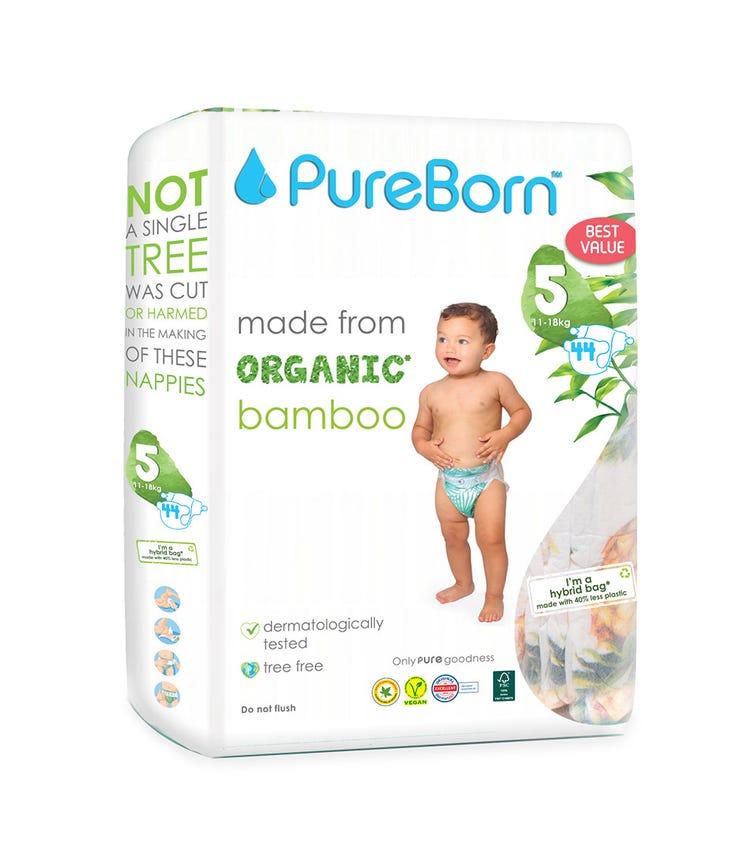 PUREBORN Size 5 Value Pack