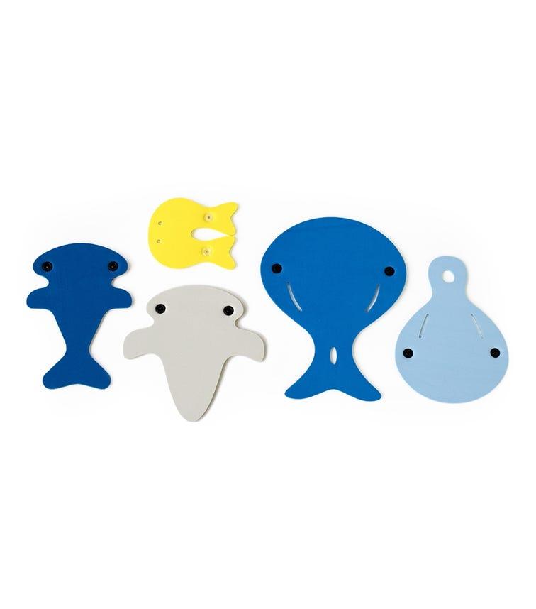 QUUT Quutopia Bath time Stories 3D Deep Sea Whales