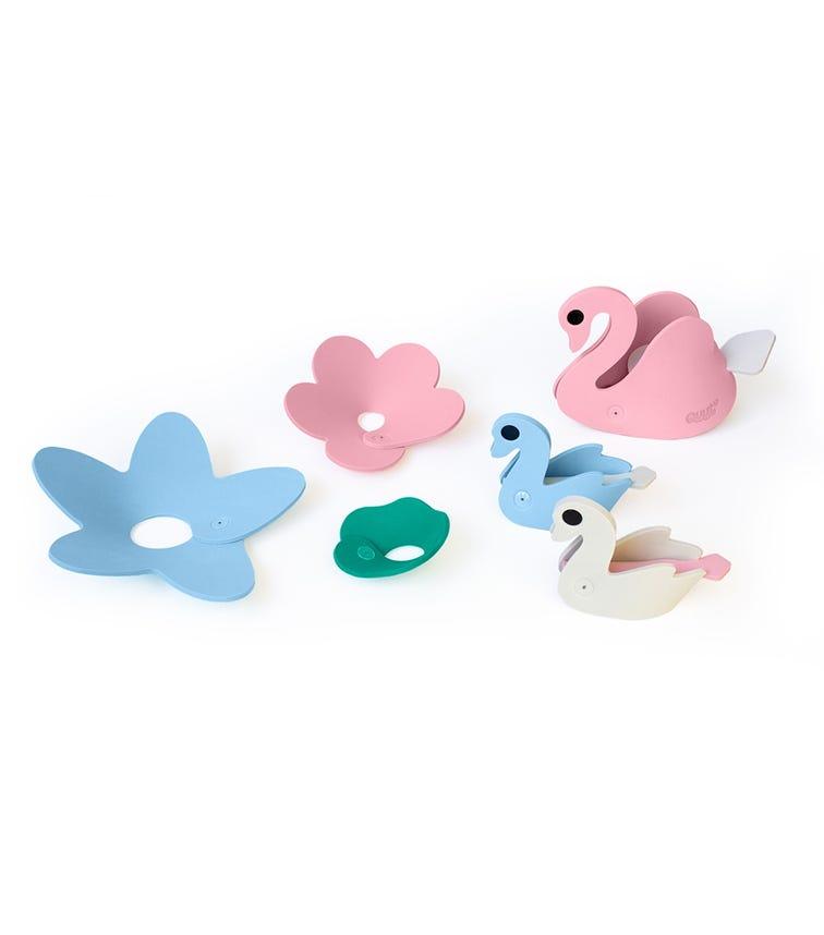 QUUT Quutopia Bath time Stories 3D Swan Lake