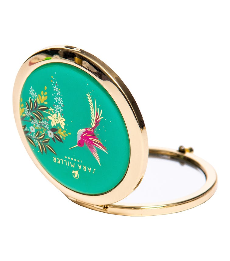 SARA MILLER Hummingbird Cosmetic Mirror