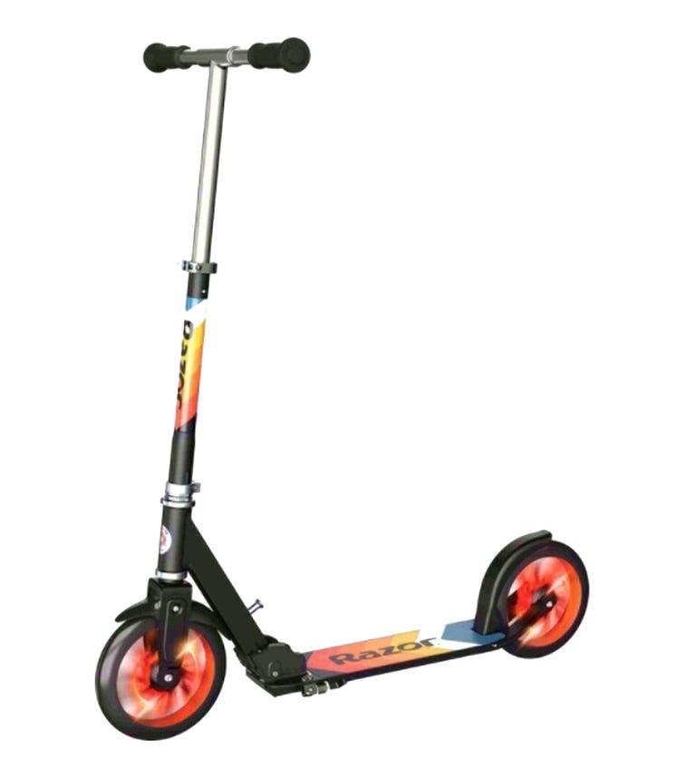 RAZOR Scooter A5 Lit Wheel Chevron