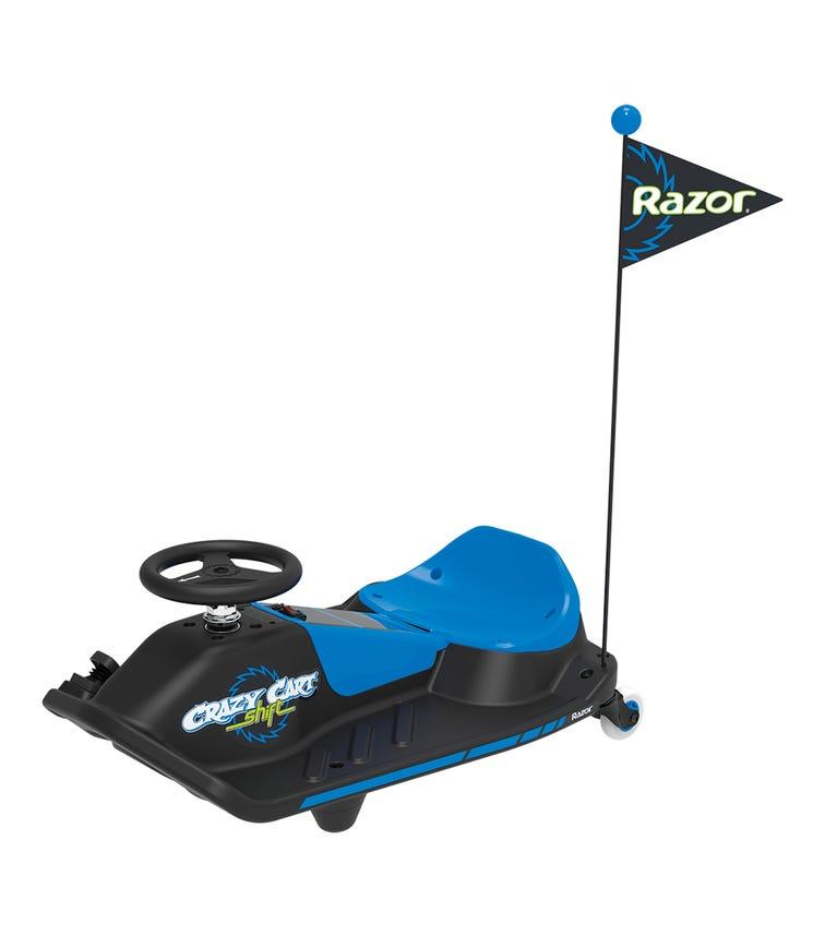 RAZOR Crazy Cart Blue Shift 20-13  Km/Hr