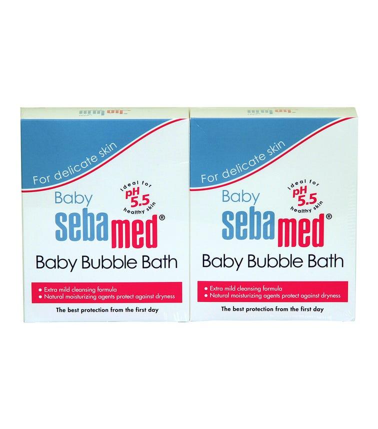 SEBAMED Baby Bubble Bath 200 ML X 2 ( Value Pack )