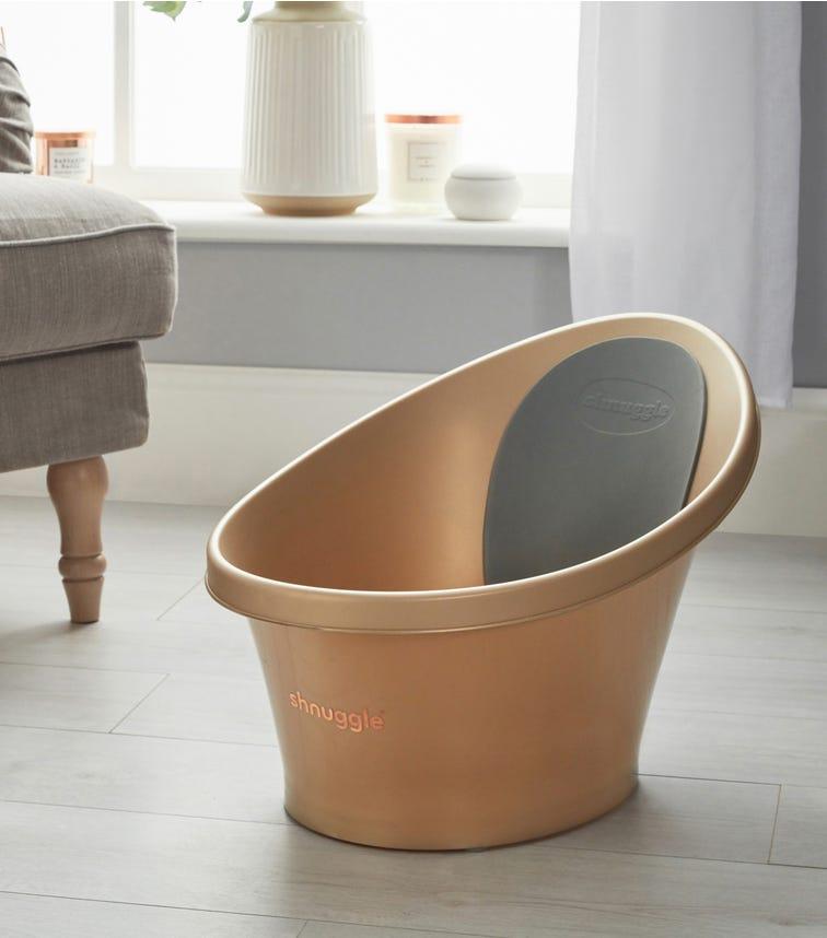 SHNUGGLE Baby Bath - Gold