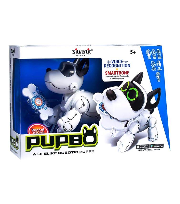 SILVERLIT ROBOTS Pupbo