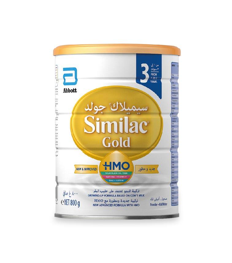 SIMILAC Gold HMO Infant Formula 3 - 800G