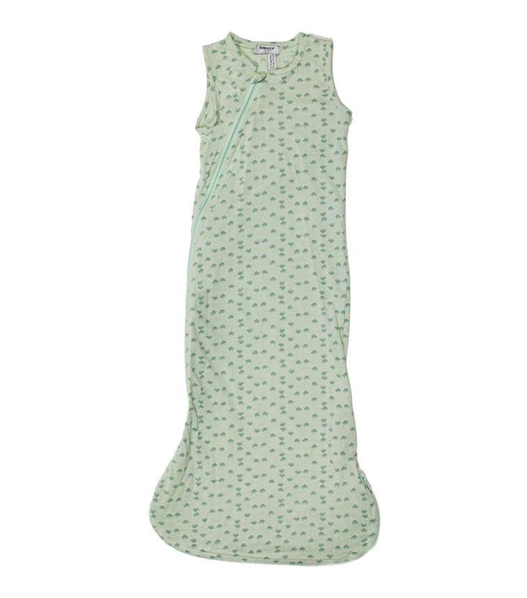 SNOOZEBABY Sleepsuit Sleeveless TOG 0.5 - Grey Mist
