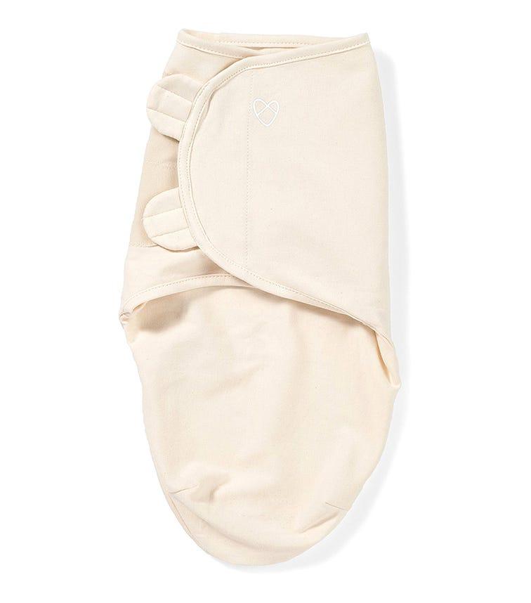 SUMMER INFANT Original Swaddle Ivory (Preemie) 1 Pack