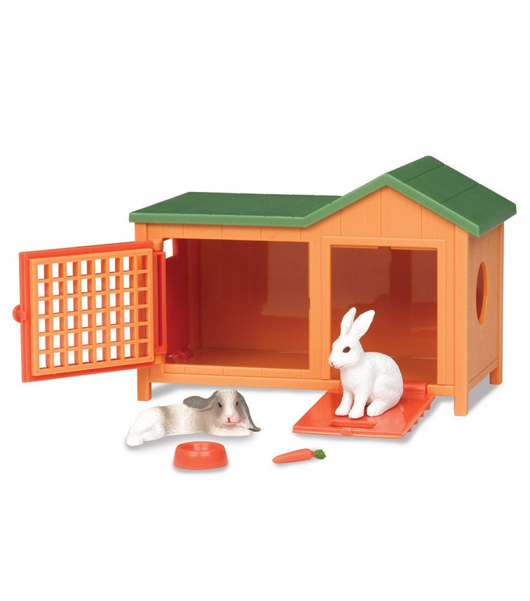 TERRA AND B TOYS Bunny Hutch