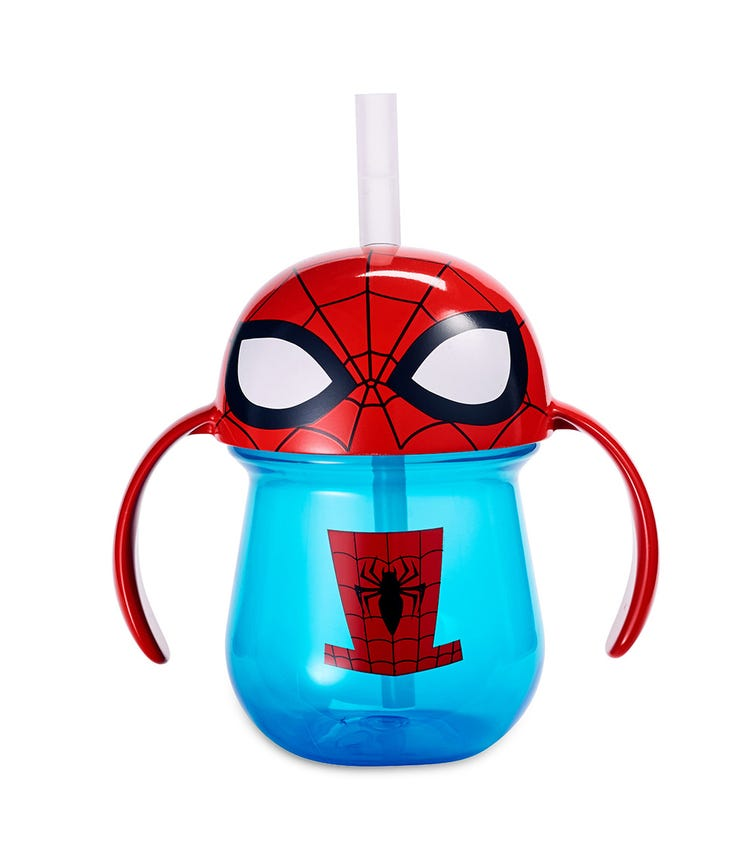THE FIRST YEARS Spiderman 7Oz Straw Trainer