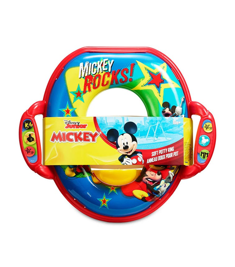 THE FIRST YEARS Mickey Mouse Soft Potty Ring
