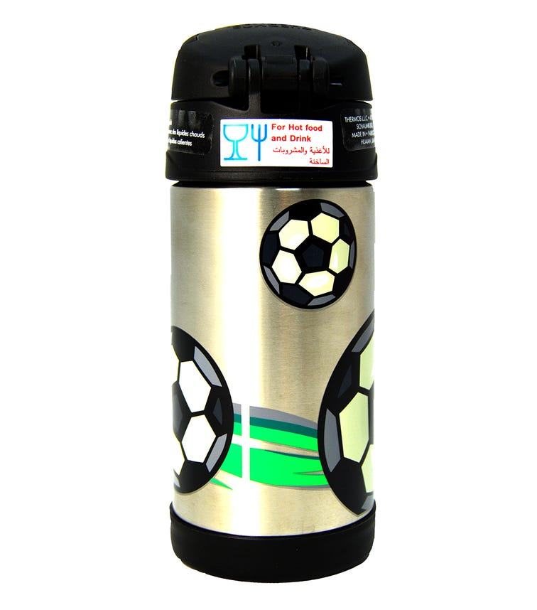 THERMOS Funtainer Stainless Steel Hydration Waterbottle