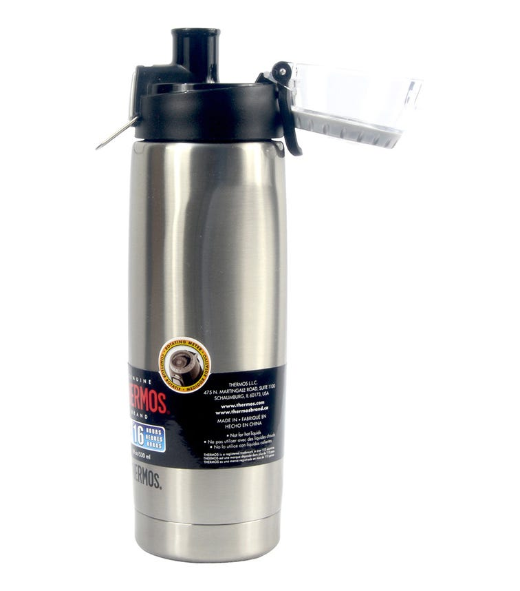 THERMOS Stainless Steel Hydration Water Bottles