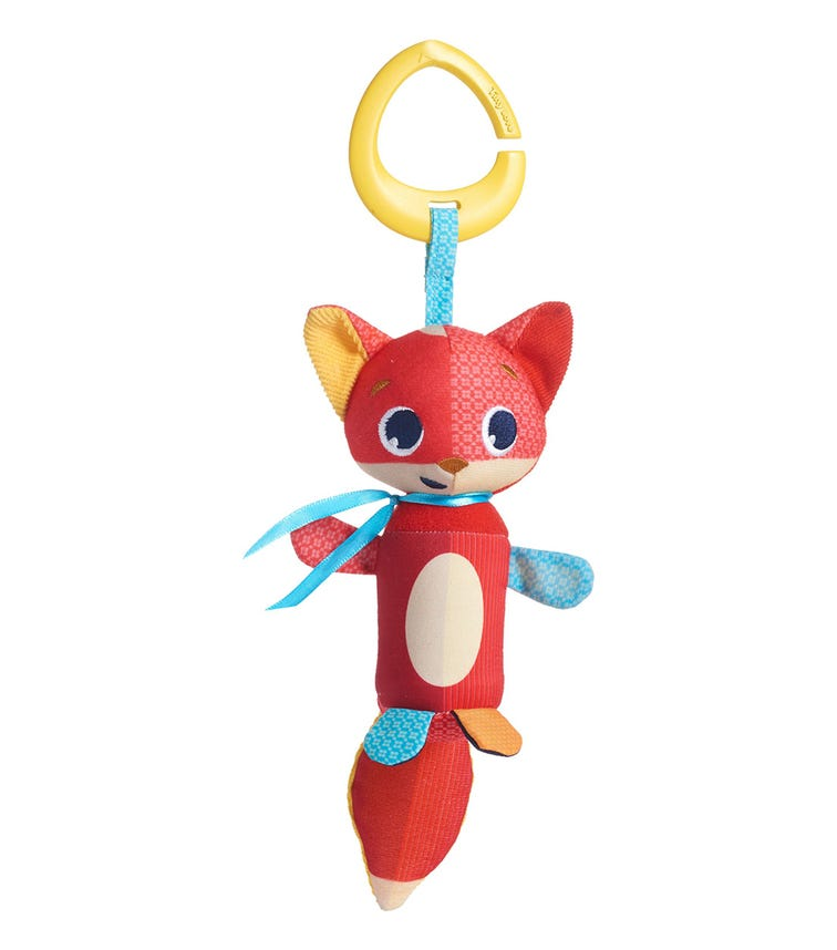 TINY LOVE Christopher The Fox Wind Chime Meadow Days