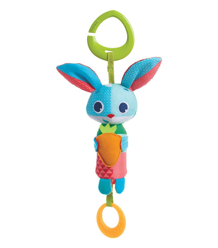 TINY LOVE Thomas The Rabbit Wind Chime Meadow Days