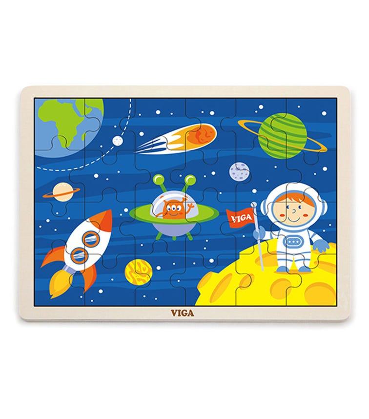 VIGA Space Puzzle (24 Pieces)