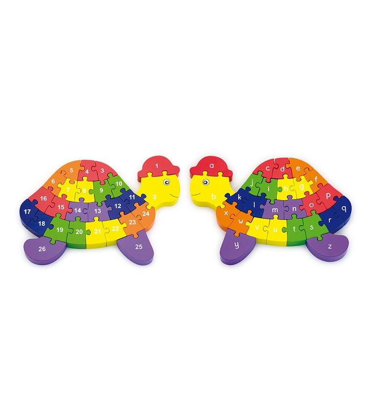 VIGA 3D Puzzle Turtle