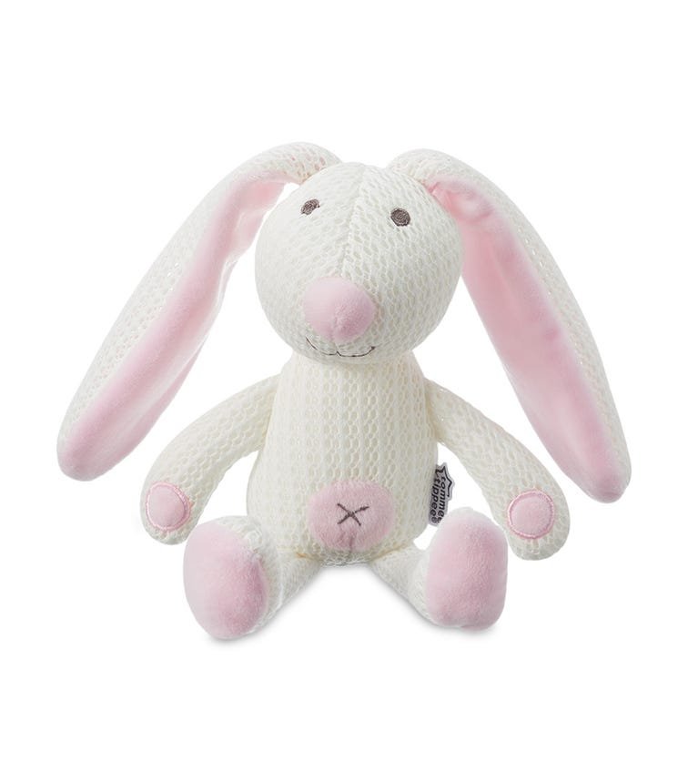 TOMMEE TIPPEE Breathable Toy Betty The Bunny - Pink