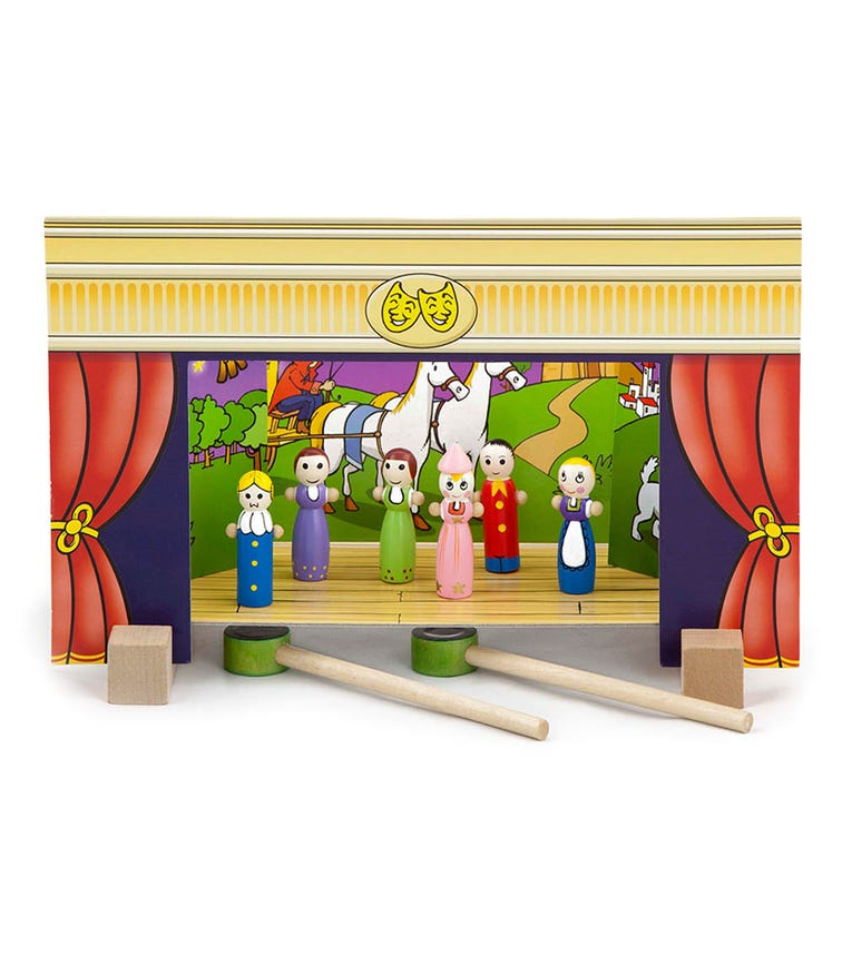 VIGA Magnetic Theatre With 4 Stages
