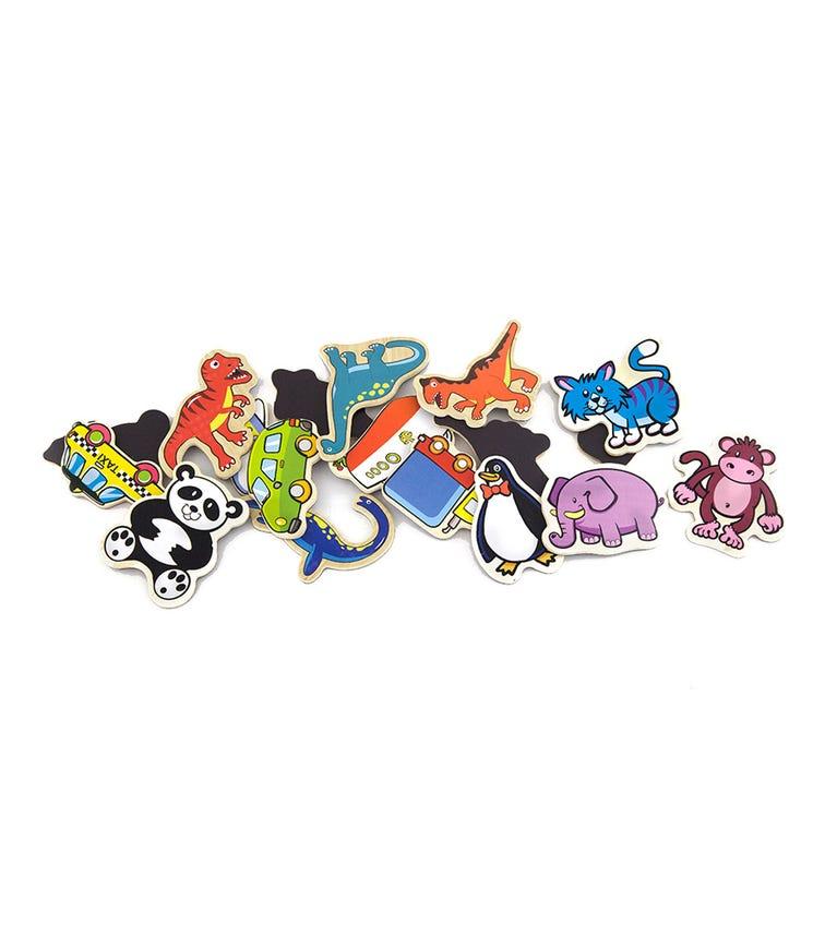 VIGA Magnetic Animals (20 Pieces)