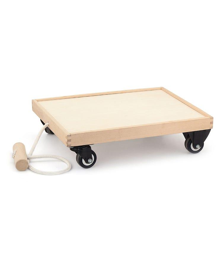 VIGA Storage Cart For Blocks