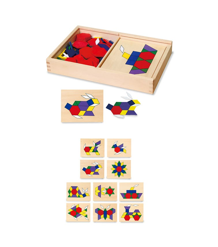 VIGA Pattern Board & Block