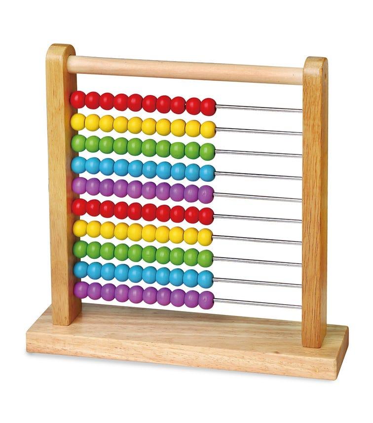 VIGA Classic Wooden Abacus