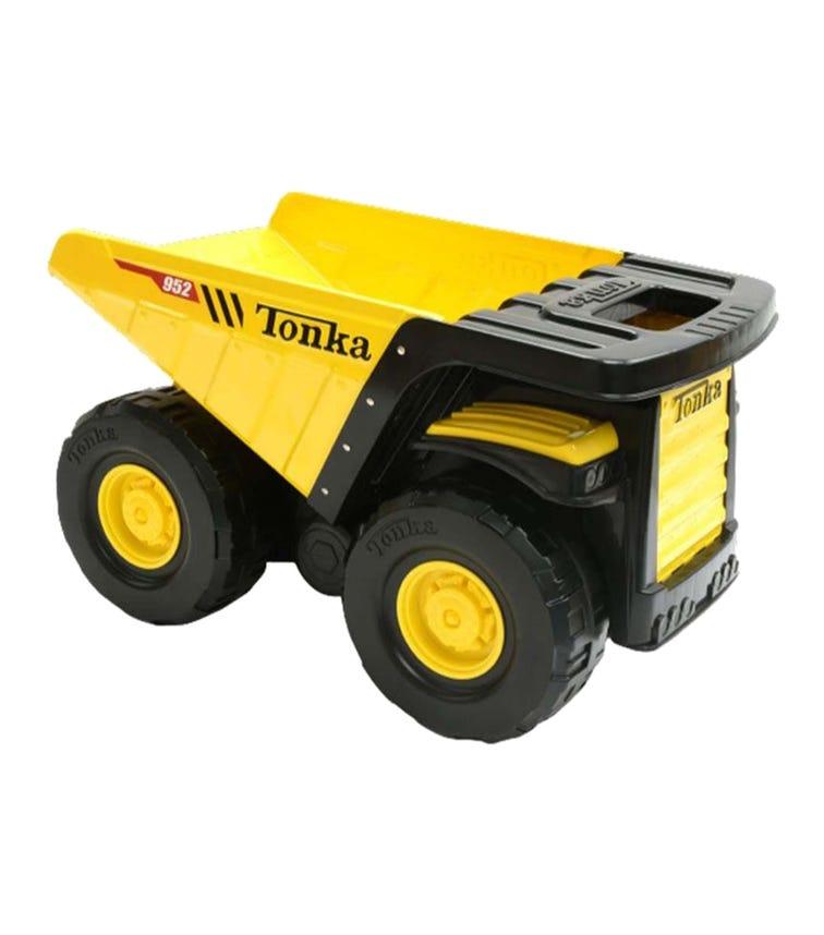 TONKA Steel Classics Toughest Mighty Dump Truck