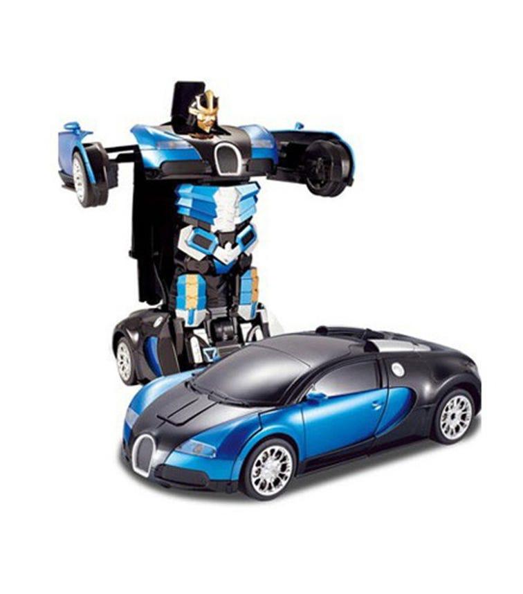 TOON TOYZ RC Fighting Robot Car 112