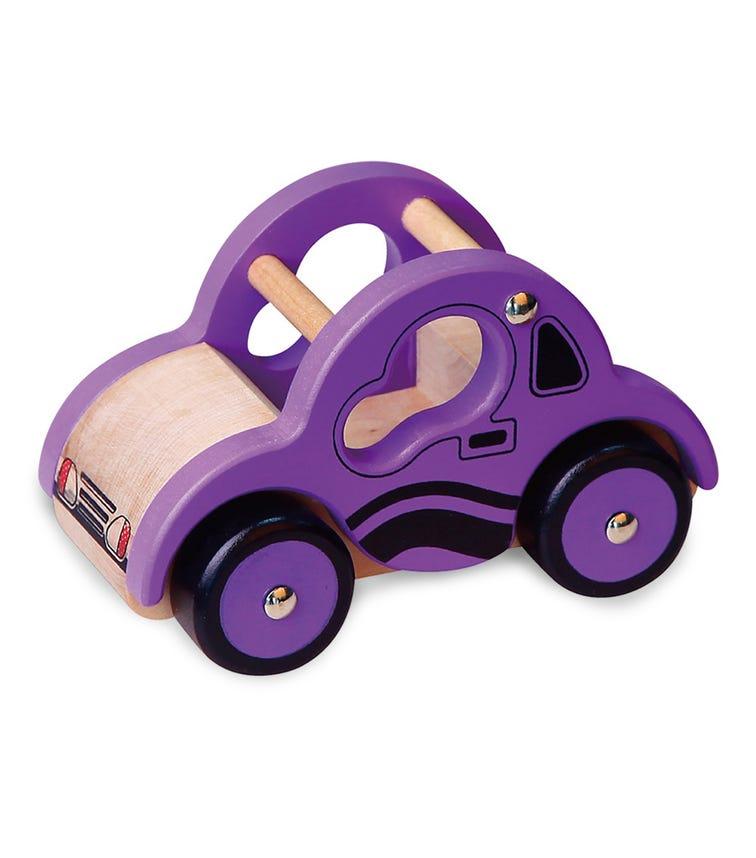 VIGA Wooden Car